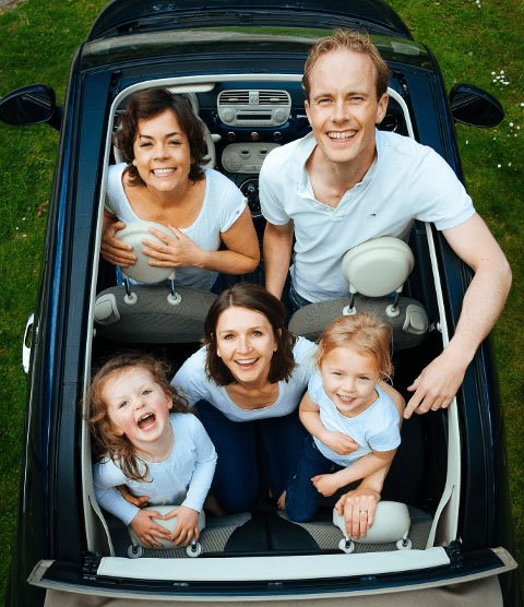 Auto Familie Startseite
