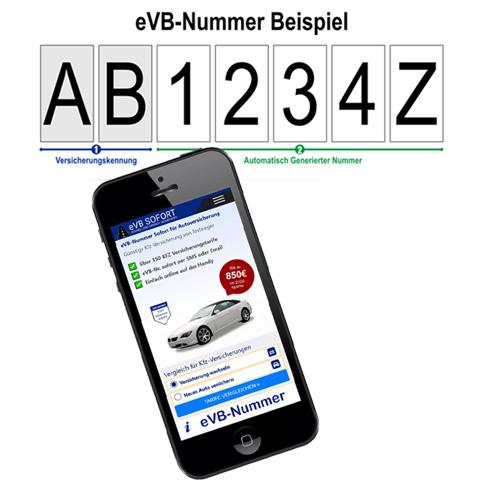 eVB-Sofort Nummer